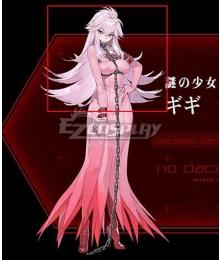 Code Geass Genesic Re;CODE Gigi G.G. Pink Cosplay Wig