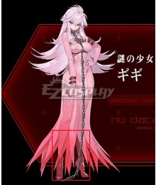 Code Geass Genesic Re;CODE Gigi G.G. Red Shoes Cosplay Boots