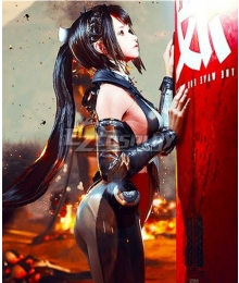 Project EVE Heroine Cosplay Costume