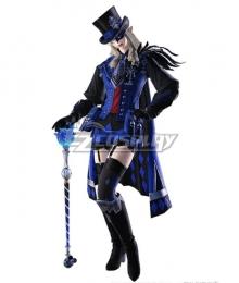 Final Fantasy XIV Update 5.4 Futures rewritten Female Cosplay Costume