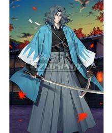 Fate Grand Order Saber Stage1 Hajime Saito Stage 3 Cosplay Costume
