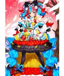 Fate Grand Order FGO Sei Shonagon Stage2 Archer Cosplay Costume
