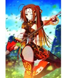 Fate Grand Order Lancer Nezha Stage 3 Cosplay Costume