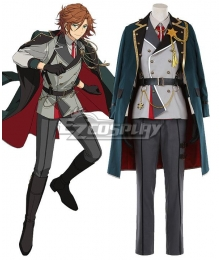 Ensemble Stars!!2 Madara Mikejima ES' New Idol Double Face Cosplay Costume