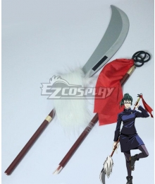 Jujutsu Kaisen Sorcery Fight Maki Zenin Cosplay Weapon Prop