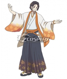 Dr. Ramune Mysterious Disease Specialist Momiji Cosplay Costume
