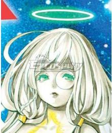 Platinum End Baret Silver Cosplay Wig