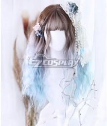 Japan Harajuku Lolita Series Mermaid Tears Cosplay Wig