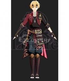 Genshin Impact Tohama A Cosplay Costume