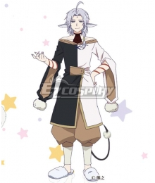 Sleepy Princess in the Demon Castle Suima Hypnos Cosplay Costume