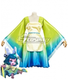 King Glory Honor of Kings Cai Wenji Original Cosplay Costume