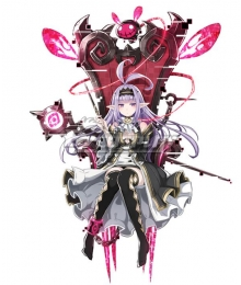 Death end re;Quest Lucil Filarete Cosplay Costume