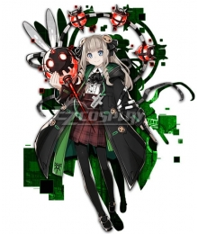 Death end re;Quest Rotten Dollhart Cosplay Costume