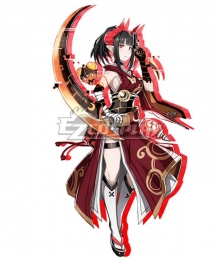 Death end re;Quest Clea Glaive Cosplay Costume