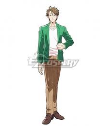 Heaven's Design Team Kimura Cosplay Costume