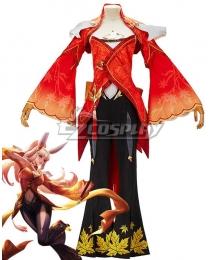 Arena Of Valor Honor of Kings Gongsun Li Cosplay Costume