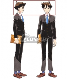 Heaven's Design Team Shimoda Brown Cosplay Wig