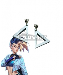 League Of Legends LOL 2020 K/DA KDA All Out Akali Cosplay Accessory Prop