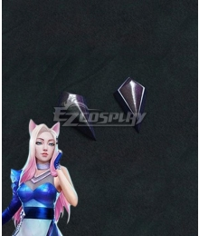 League Of Legends LOL 2020 K/DA KDA Ahri All Out Cosplay Accessory Prop