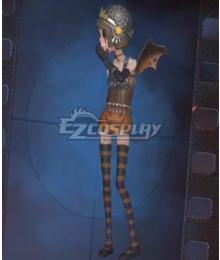 Identity V Female Dancer Margaretha Zelle Cheeky Devil Halloween Cosplay Costume