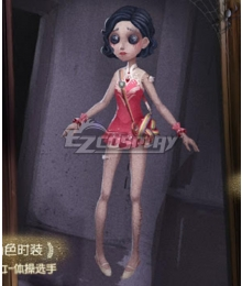Identity V Female Dancer Margaretha Zelle GymnastHalloween Cosplay Costume