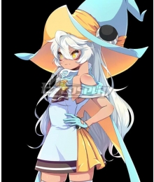 Witch Spring Luna Cosplay Costume