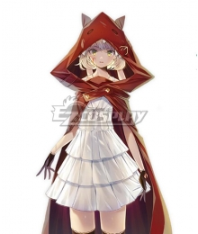 Witch Spring Filia Cosplay Costume