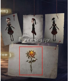 Identity V Blossom of Rebirth Emily Dyer Doctor Cosplay Accessory Prop