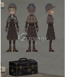 Identity V Gardener Lisa Beck Lady Truth Cosplay Accessory Prop