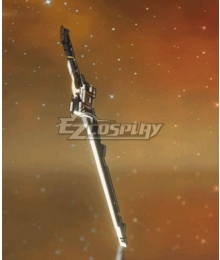Genshin Impact Summit Shaper Kaeya Traveler Jean Keqing Qiqi Xingqiu Sword Cosplay Weapon Prop
