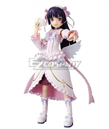 Oreimo My Little Sister Can't Be This Cute Ruri Goko Angel Cosplay Costume