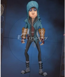 Identity V Mercenary Naib Subedar Miburo Recruit Halloween Cosplay Costume