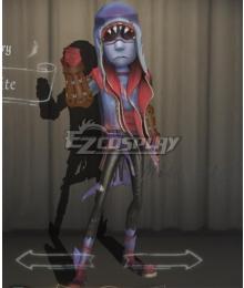 Identity V Mercenary Naib Subedar Sharkbite Halloween Cosplay Costume