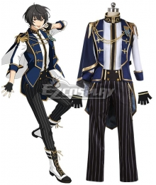 Ensemble Stars!! 2 Knights Sakuma Ritsu ES Idol Cosplay Costume