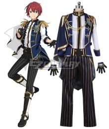 Ensemble Stars!! 2 Knights Suou Tsukasa ES Idol Cosplay Costume