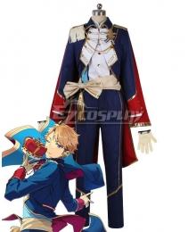 Ensemble Stars!!2 Arashi Narukami Crown and Comrades Cosplay Costume