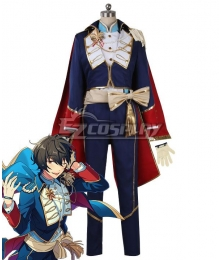 Ensemble Stars!!2 Ritsu Sakuma Crown and Comrades Cosplay Costume