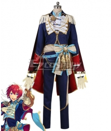 Ensemble Stars!!2 Tsukasa Suou Crown and Comrades Cosplay Costume