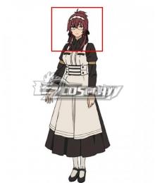 Mushoku Tensei: Jobless Reincarnation Lilia Greyrat Red Cosplay Wig