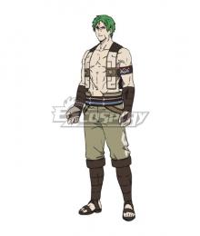 Mushoku Tensei: Jobless Reincarnation Ruijerd Superdia Cosplay Costume