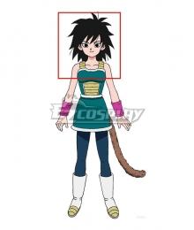 Dragon Ball Super Gine Black Cosplay Wig