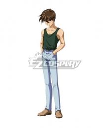Mobile Suit Gundam Wing Heero Yuy Cosplay Costume