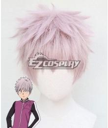 Kemono Jihen Shiki Tademaru Purple Cosplay Wig