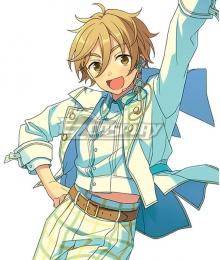 Ensemble Stars!! Ra*bits Tomoya Mashiro Hajime Shino Mitsuru Tenma Cosplay Costume