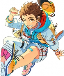 Ensemble Stars!! Ra*bits Mitsuru Tenma Delivered at the Speed of Light Cosplay Costume