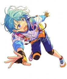 Ensemble Stars!! Ra*bits Hajime Shino Airheaded Struggle Time Cosplay Costume
