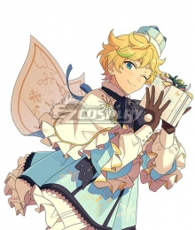 Ensemble Stars!! Switch Sora Harukawa Blue Crystals Cosplay Costume