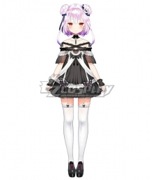 Holdlive Virtual YouTuber Uruha Rushia Cosplay Costume - B Edition