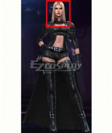 Marvel Future Fight Emma Frost Marvel Now! Golden Halloween Cosplay Wig