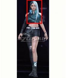 Marvel Future Fight Luna Snow Seol Hee Lifestyle Series 1 Black Silver